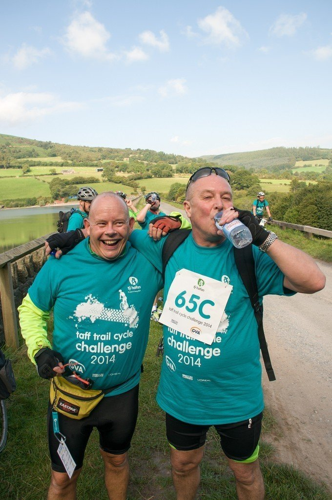 Ty Hafan Taff Trail 2014  LEE-100