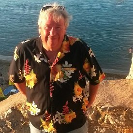 Porthcawl Elvis Festival Director Peter Phillips