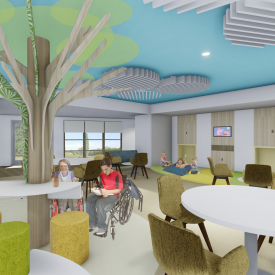 Hospice refurbishment