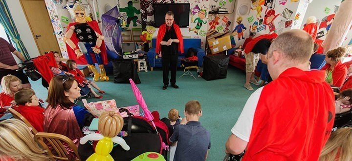 children hospice week