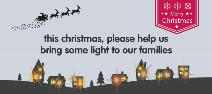 six ways to support this christmas