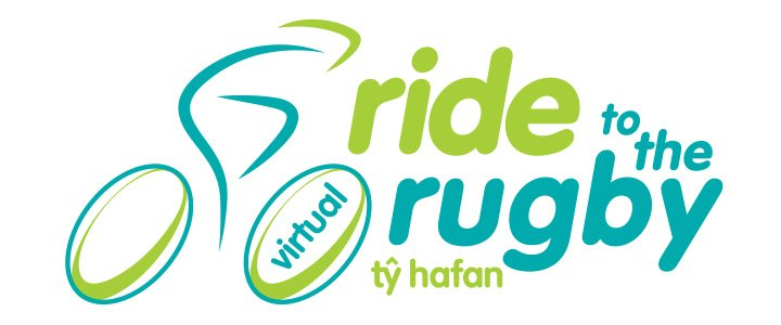 Virtual ride to the rugby