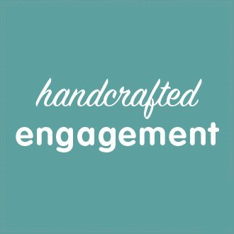 handcrafted engagement